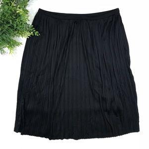 Mossimo Pleated Skirt